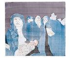 Kathrina Rudolph Malerei Kreidegrund Afghanistan 1