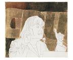 Kathrina Rudolph Malerei Kreidegrund Afghanistan 4