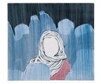 Kathrina Rudolph Malerei Kreidegrund Afghanistan 7