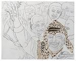 Kathrina Rudolph Malerei Kreidegrund Nahost 20