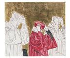 Kathrina Rudolph Malerei Kreidegrund Afghanistan 10
