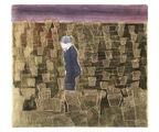 Kathrina Rudolph Malerei Kreidegrund Afghanistan 11