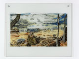 Kathrina Rudolph Hinterglasmalerei Afrika 713