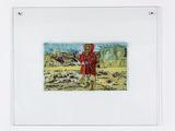 Kathrina Rudolph Hinterglasmalerei Afrika 723