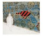 Kathrina Rudolph Malerei Kreidegrund Ornament 5