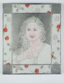 Kathrina Rudolph Malerei Kreidegrund schöne Frauen 1