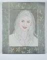 Kathrina Rudolph Malerei Kreidegrund schöne Frauen 4