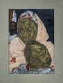 Kathrina Rudolph Amina Lawal Malerei