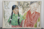 Kathrina Rudolph aquarell bangladesh
