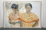 Kathrina Rudolph aquarell papier bangladesh